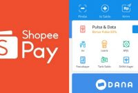 cara transfer shopeepay ke dana tanpa biaya admin